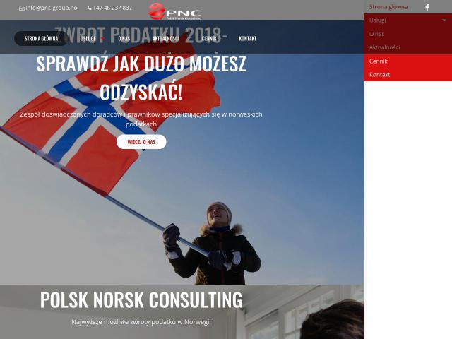 Polsk Norsk Consulting
